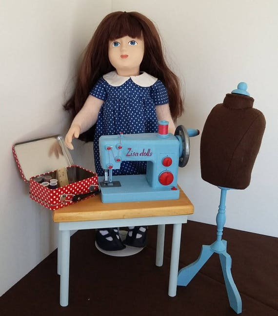 Sewing set for 18 inch dolls