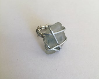 Sea Glass Ring
