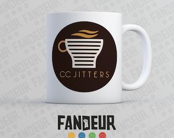 Central City Jitters Coffee / Tea Mug