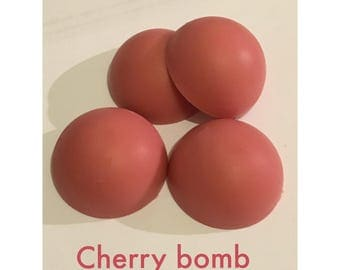 Cherry Bomb Soy Wax Melts -Highly Scented -Hand Made