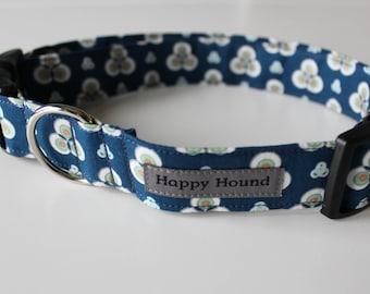 Maria Dog Collar - Blue - SALE