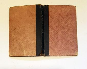 1833 Antique German Book 'Orphan Asylum' Geschichte des Waisenhauses