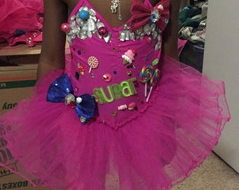 Candy girl dress