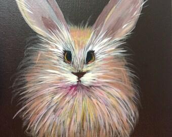 Happy Little Bunny