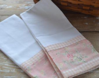 Vintage inspired kitchen towels
