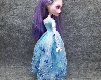 ooak dress outfit  for monster high dolls monsterhigh