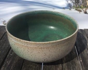 Medium Stoneware Serving Bowl