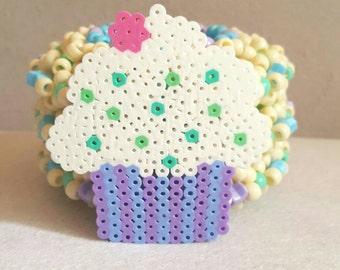 Cupcake Kandi Cuff