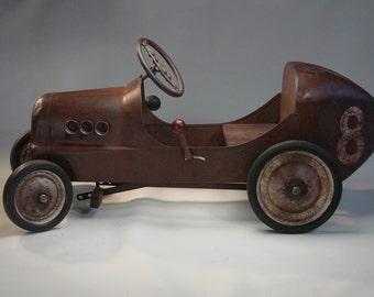 """Murray """"BMC Special"""" Pedal Car, 1950's"""