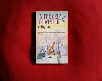 Colin Dann - In The Grip of Winter (Sparrow Books 1982) - Farthing Wood #2
