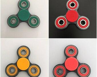 3D SPINNER - Fidget Toy - MULTICOLOR SPINNER