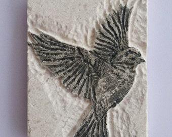 Flying Bird Magnet