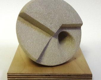 Miniature Sculpture 06 plinth dimension 100mm x 100mm