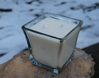 Coconut Cream Scented Soy Candles (12oz)