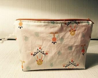New pouch orange