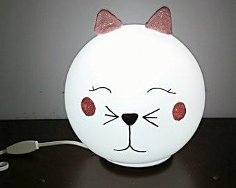 Kitty Lamp