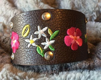 Cuff bracelet- price reduced