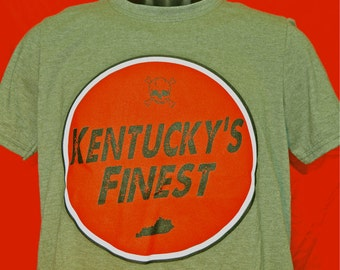 Kentucky Bulls Eye T-Shirt