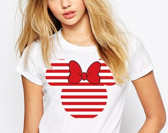 Minnie mouse shirt, Disney shirts for women, Disney Shirts, Disney girl shirts, Women shirt, Shirts for women, Women tshirt, Disney shirts