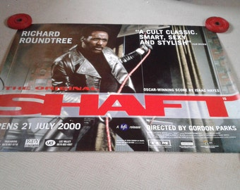Shaft Re-Release Poster