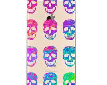 Skulls iPhone 6/6s Case