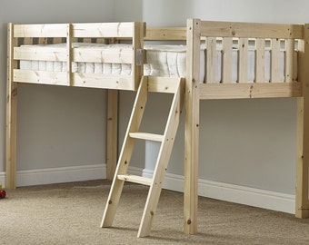Avalon 3ft Single Solid Pine Cabin Bed