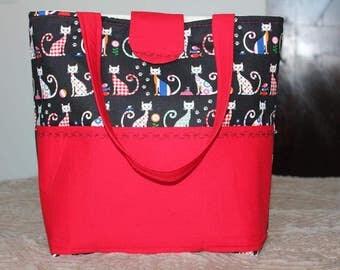 Medium Tote Bag, Project Bag