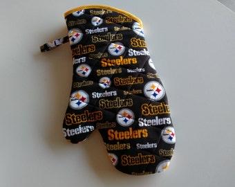 Steelers Oven Mitt