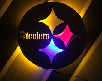 Steelers LED Sign