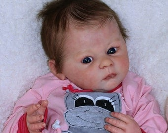 CUSTOM REBORN BABY ~ Claire by Ann Timmerman ~ 6 month layaway