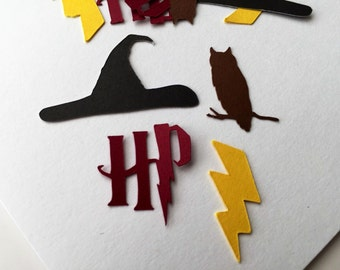 Harry Potter Inspired Confetti