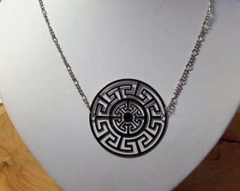 Fine chain silver