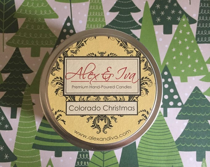 Colorado Christmas - 8 oz. tin