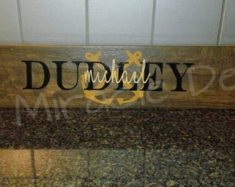 Customized Porcelain Tile Signs