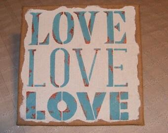 LOVE< LOVE< LOVE