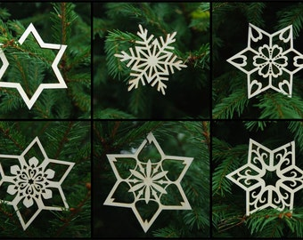 Eco Ornaments Etsy