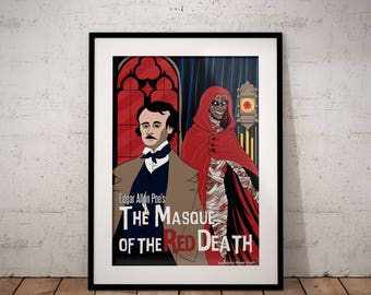 Edgar Allan Poe's The Masque of Red Death