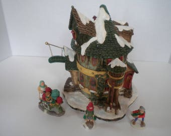 Storybook Village P. Piper Pickles & Peppers Dept 56