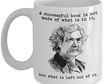 Author Quote Mugs - A Successful Book - Ideal Writer Gifts
