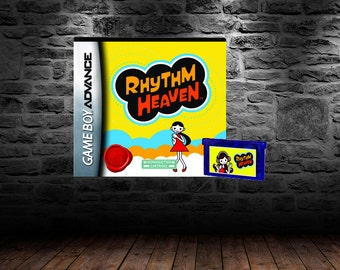 Rhythm Heaven - Move to the beat with this music based experience - GBA - English Translation