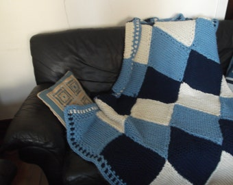 tricot blanket