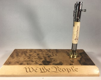 Unique constitution pen related items