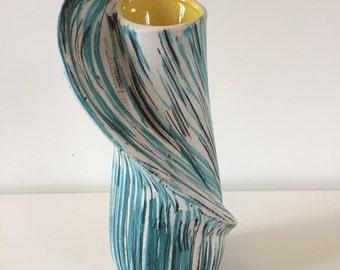 Vase sculpture R.Dupanier vallauris