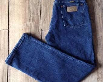 Vintage Wrangler Denim Jeans