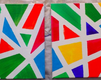 Razzle Dazzle -- 2 for 1 Deal (Abstract Painting)