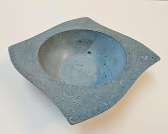 Concrete Decorative Dish