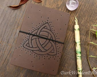 Little book of shadows ~ Triquetra ~.