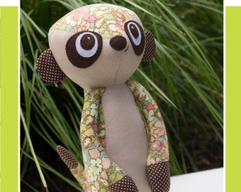 Mischief the Meerkat Stuffed Toy by Melly & Me