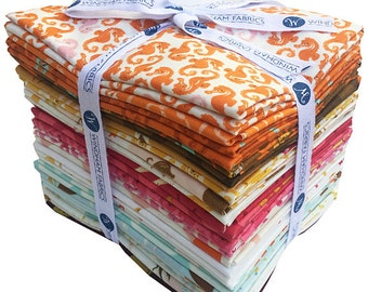 Mendocino Fat Quarter Bundle by Heather Ross for Windham Fabrics