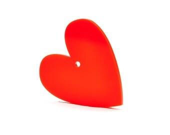 Perspex Heart